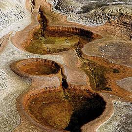 Geology - Rock Pools by Kaye Menner