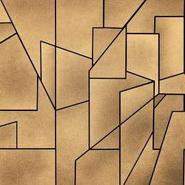 Geometric Abstraction IIi Toned by David Gordon