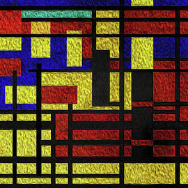 Ramon Martinez - Geometric abstraction