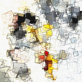 Ayse Deniz - Geometric Minimalist and Abstract Art