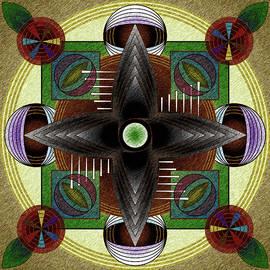 Mario Carini - Geometry of the Sacred