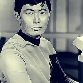 George Takei, Sulu, Star Trek - John Springfield
