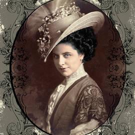 Geraldine Farrar by Robert G Kernodle