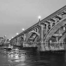 Gervais Street Bridge by Harry B Brown