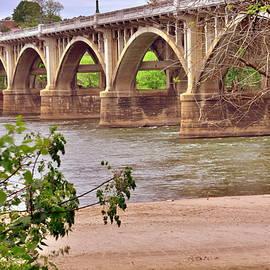 Lisa Wooten - Gervais Street Bridge 2