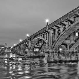 Gervais Street Bridge II by Harry B Brown
