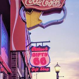 Jon Burch Photography - Get Your Kicks On Route 66