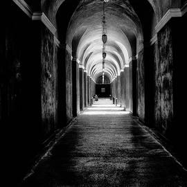 Getty Dark to Light BW by Joseph Hollingsworth