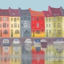 Alexander Sydney - Ghent Colored