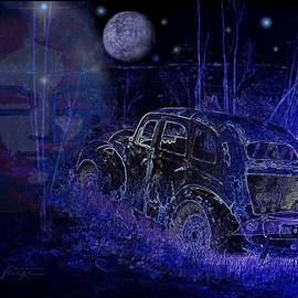 Hartmut Jager - Ghost  Car