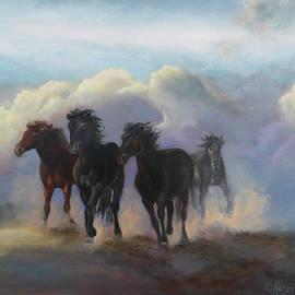 Karen Kennedy Chatham - Ghost Horses