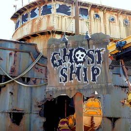 Arlane Crump - Ghost Ship Ride - Wildwood, NJ
