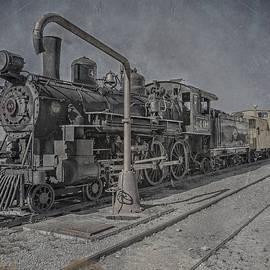 Ghost Train by Scott Read