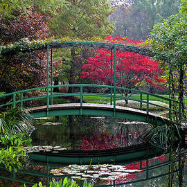Japanese Gardens 1 by Richard Krebs