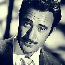 Gilbert Roland, Vintage Actor - John Springfield