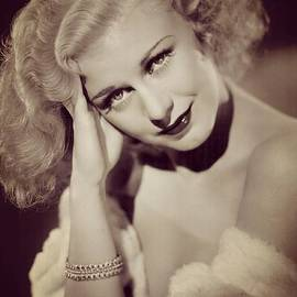 Esoterica Art Agency - Ginger Rogers, Vintage Movie Star