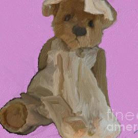 Ginger the Teddy Bear by Julie Grimshaw