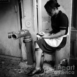 A Moment Alone by Miriam Danar