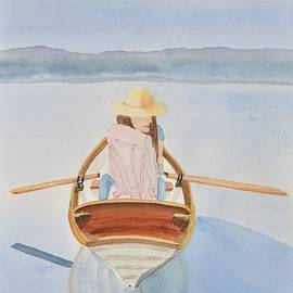 Linda Brody - Girl in Rowboat