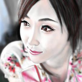 Yoshiyuki Uchida - Girl No.116 revised