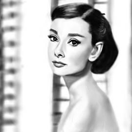 Yoshiyuki Uchida - Girl No.219 Audrey Hepburn