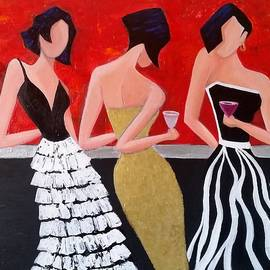 Girl's Night Out by Rosie Sherman