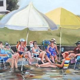 Girls' Weekend by Donna Tuten