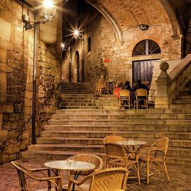 Artur Bogacki - Girona City by Night