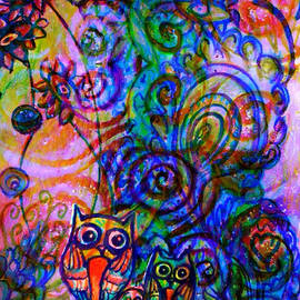 Give a Whoot in This Crazy Wild World by Kimberlee Baxter