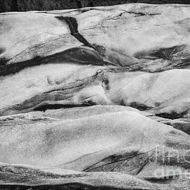 Glacial Abstract by Stuart Gordon