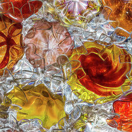 Glass Abstract #3 by Patti Deters