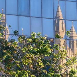 Tina M Wenger - Glass Building Art
