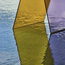 Allen Beatty - Glass Panels # 2