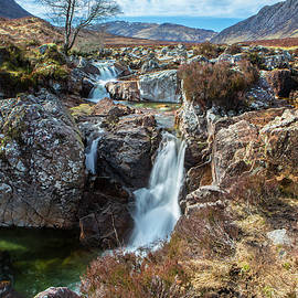 Glencoe Falls by David Hare