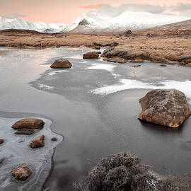 Grant Glendinning - Glencoe Winter Sunrise
