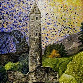 Catherine Eager - Glendalough Tower
