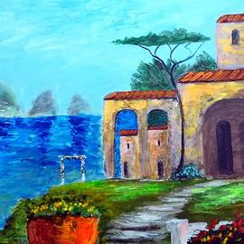 Larry Cirigliano - Glorious  Capri