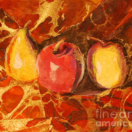 Glorious Fruit by Lori Moon