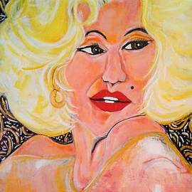 Glory Of Marilin by Jackie Pecoroni