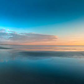 Debra and Dave Vanderlaan - Glowing Dawn Panorama