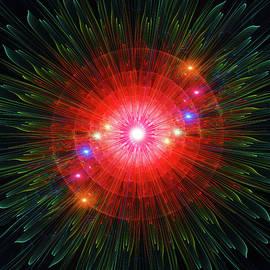 Marfffa Art - Glowing Flower