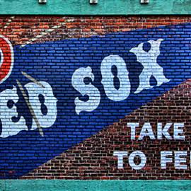 Stephen Stookey - Go Red Sox