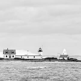 Alan Brown - Goat Island Lighthouse