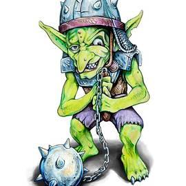 Goblin by Aaron Spong