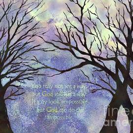 Hazel Holland - God Can Do The Impossible