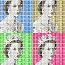 God Save The Queen x 4