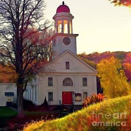 Janine Riley - God shed his grace on thee - Unionville NY Church