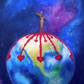 Jeanette Sthamann - God So Loved The World