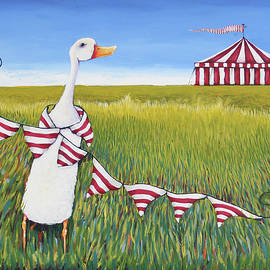 Lucia Stewart - Going to the circus