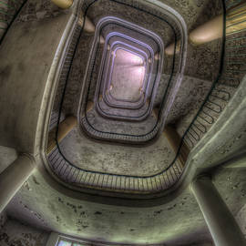 Going up by Nathan Wright